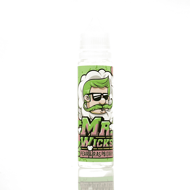Pear & Raspberry by Mr Wicks - Short Fill 50ml grey-haze.myshopify.com