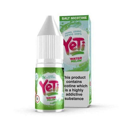 Watermelon by Yeti Salts E-Liquid 10ml