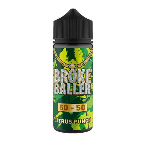 Citrus Punch By Broke Baller Short Fill 80ml grey-haze.myshopify.com