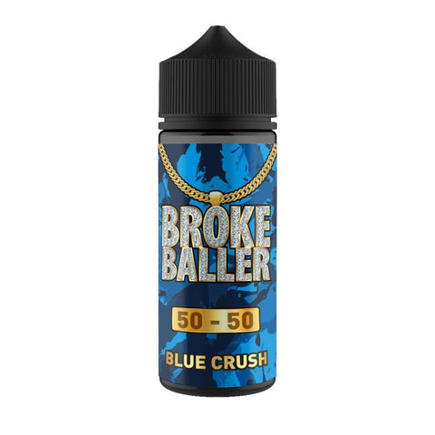 Blue Crush By Broke Baller Short Fill 80ml grey-haze.myshopify.com