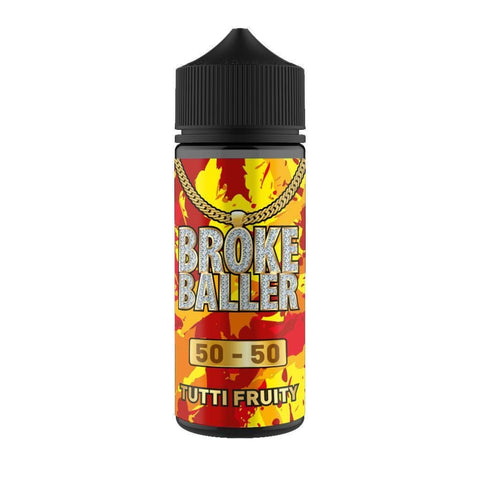 Tutti Fruity By Broke Baller Short Fill 80ml grey-haze.myshopify.com
