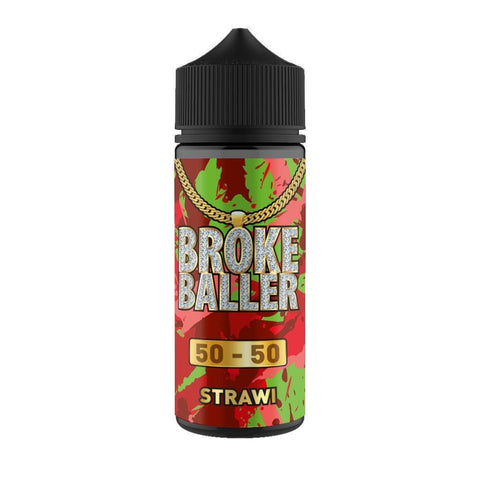 Strawi By Broke Baller Short Fill 80ml grey-haze.myshopify.com