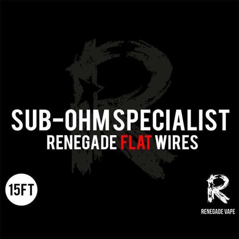 Renegade Flat - 15ft Competition Wire