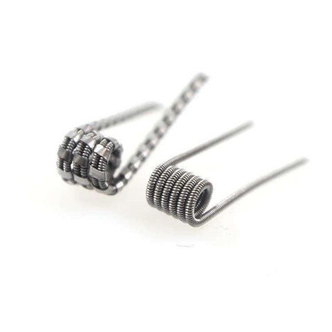 Renegade Quad coil Quad Twisted Coil Clapton Coil Selection Box