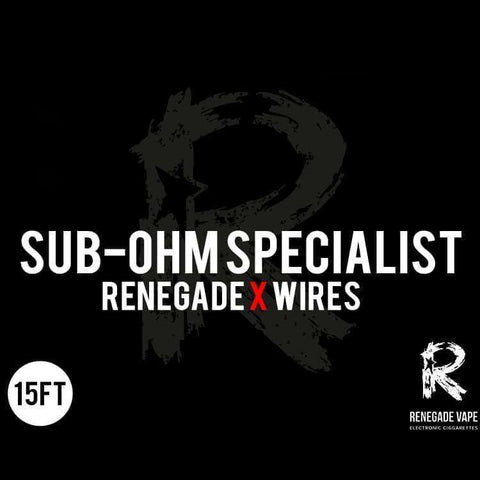 Renegade X - 15ft Competition Wire grey-haze.myshopify.com