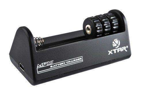 XTAR MP1s Single Bay Charger - Grey Haze ECig Store