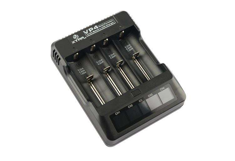 Accessories - Xtar VP4 4 Bay Charger