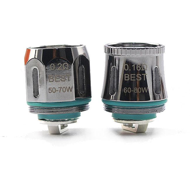 Advken Manta / Owl Tank Mesh Replacement Coils 5 Pack grey-haze.myshopify.com