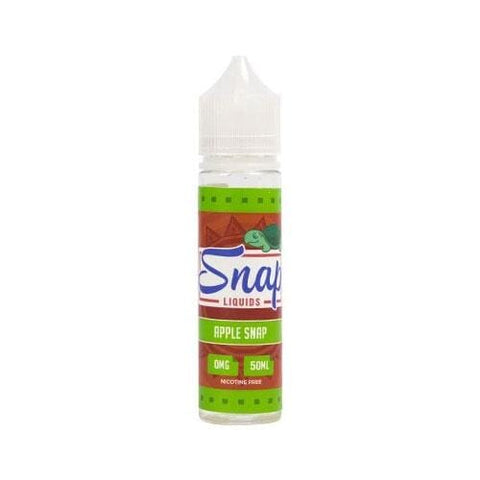 Apple by Snap Liquids Short Fill 50ml grey-haze.myshopify.com