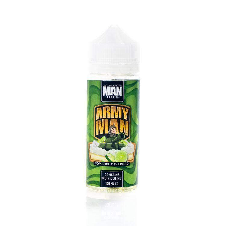 Army Man One Hit Wonder - 100ML - Short Fill grey-haze.myshopify.com