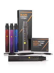 Blaze Subxero Battery By Atom - Grey Haze ECig Store