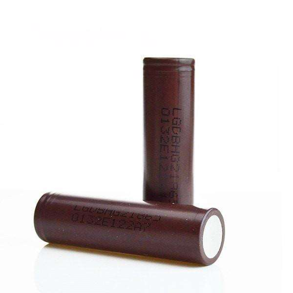 LG HG2 18650 30A 3000mAh Battery - Grey Haze ECig Store