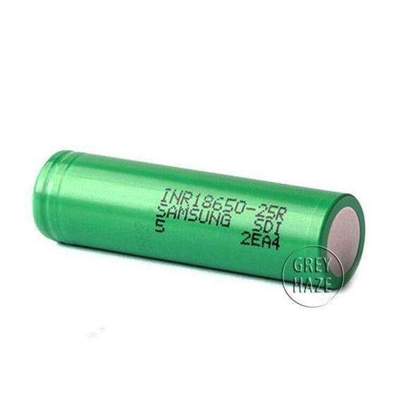 Samsung INR18650-25R Single Battery