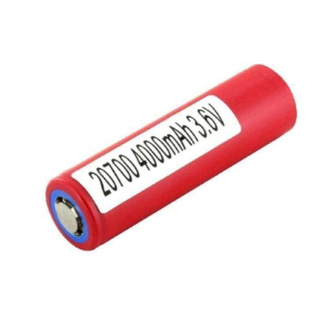 Sanyo 20700B 16A 4000mAh Single Battery