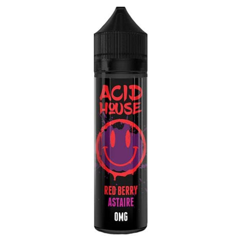 Red Berry Astaire by Acid House Short Fill 50ml