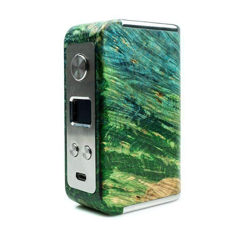 asMODus Minikin Kodama Edition 150W TC Stabilized Wood Box Mod grey-haze.myshopify.com