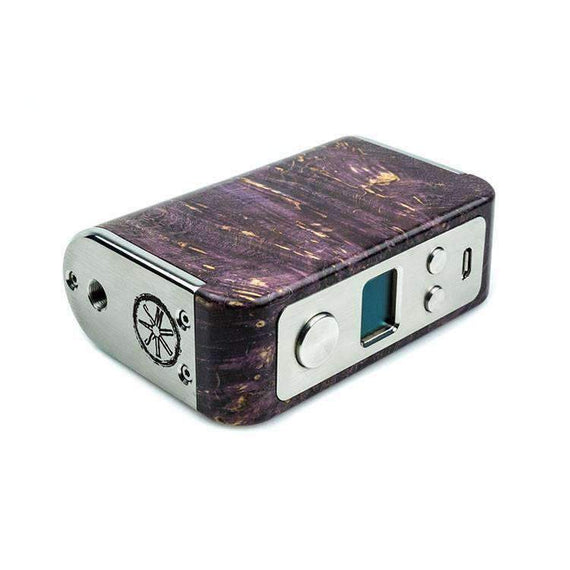 asMODus Minikin Kodama Edition 150W TC Stabilized Wood Box Mod