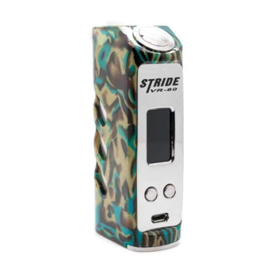 asMODus VR-80 Stride 80W TC Box Mod - Special edition UK