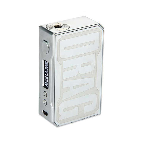 VooPoo DRAG 157W TC Box Mod grey-haze.myshopify.com