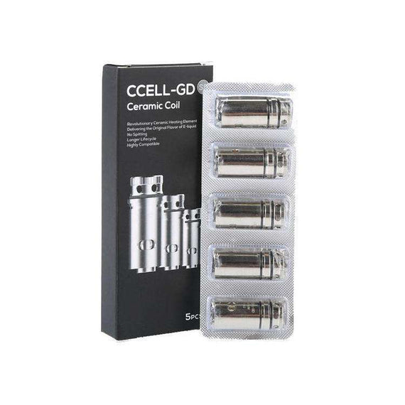 Vaporesso Target Mini CCELL-GD Coils 5 Pack
