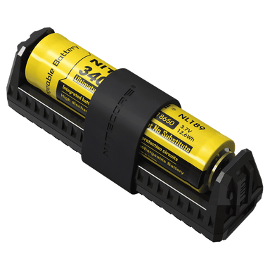 Nitecore F1 FlexBank Battery Charger & Power Bank grey-haze.myshopify.com