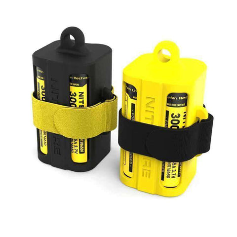Nitecore NBM40 Battery Magazine Holder grey-haze.myshopify.com