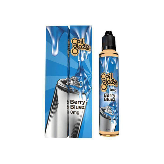 Berry Bluez by Coil Glaze Short Fill 50ML