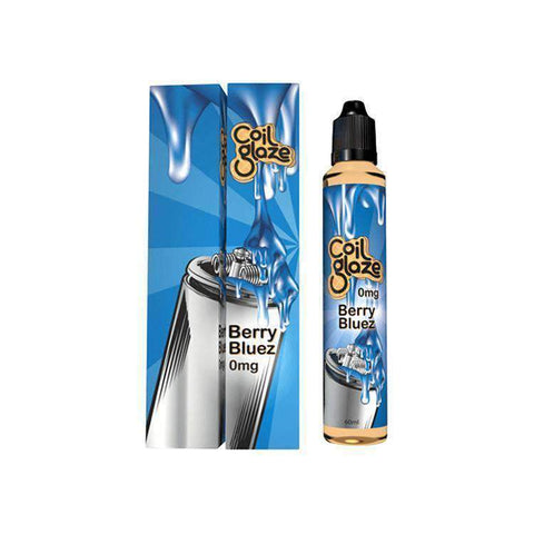 Berry Bluez by Coil Glaze Short Fill 50ML grey-haze.myshopify.com