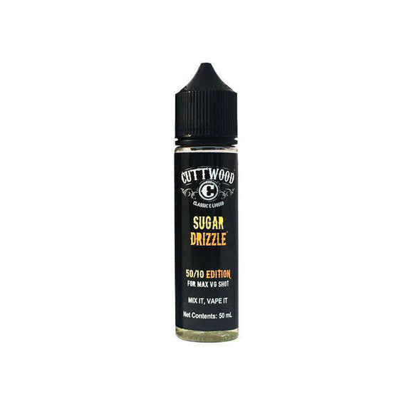 Sugar Drizzle By Cuttwood - Short Fill 50ml