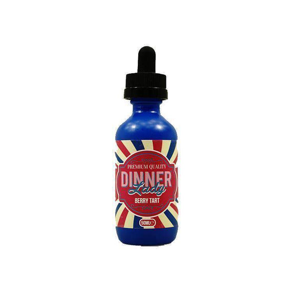 Berry Tart Dinner Lady - Short Fill 50ML