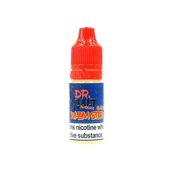 Wham Star Dr Salt Eliquid 10ml