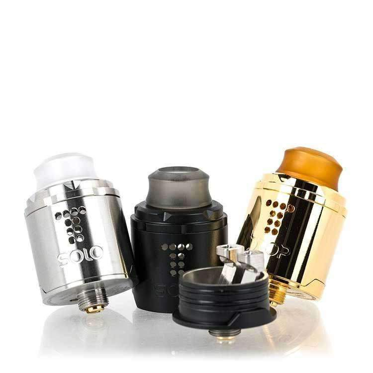 Drop Solo RDA by Digiflavor 24mm BF grey-haze.myshopify.com