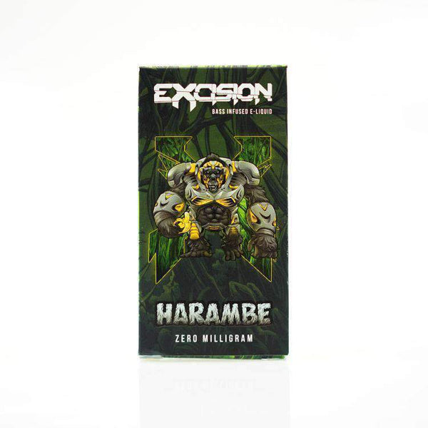Excision Harambe E-Liquid - Short Fill