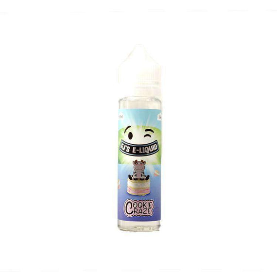 Cookie Craze by FJ's - Short Fill 50ml