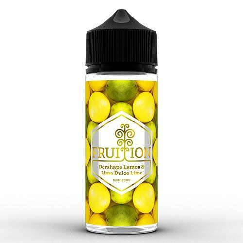 Dorshapo Lemon & Lima Dulce Lime by Fruition Short Fill