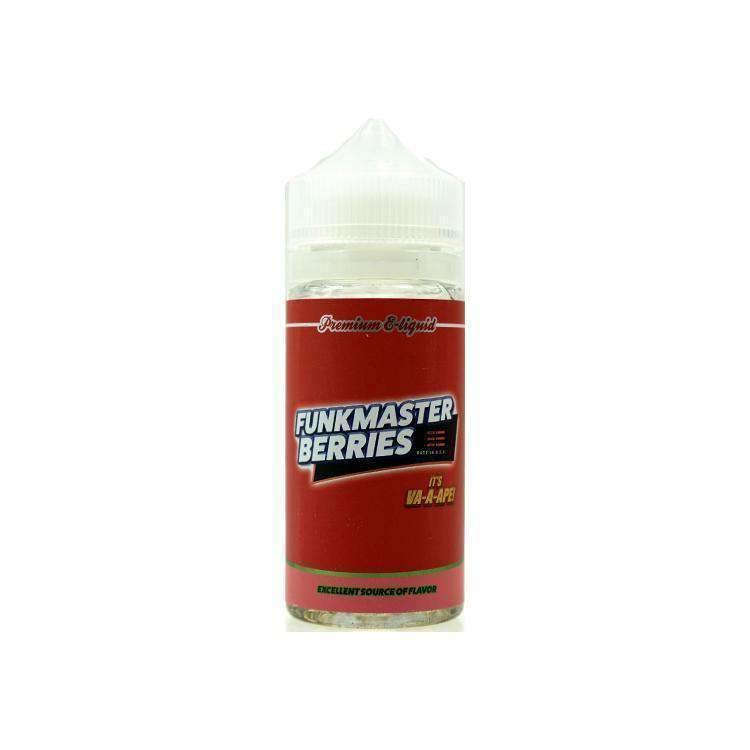 Funkmaster Berries - Short Fill 80ml grey-haze.myshopify.com