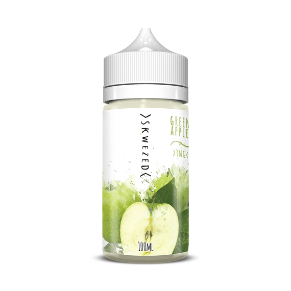 Green Apple by Skwezed Short Fill 50ml