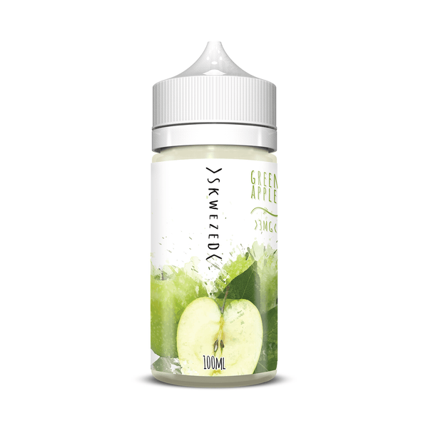 Green Apple 50ml by Skwezed