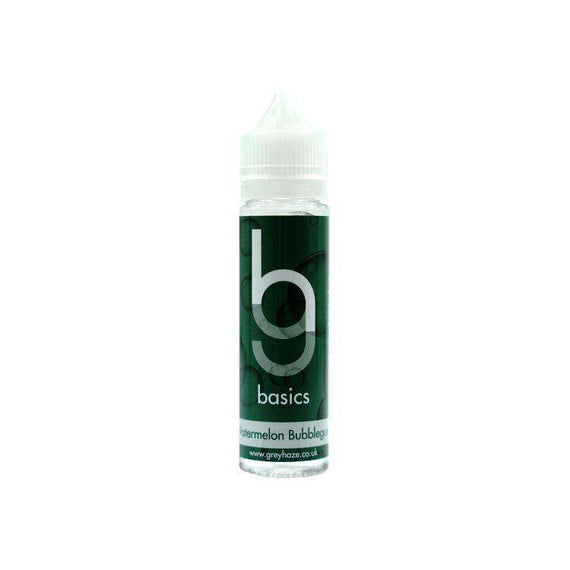 Grey Haze Basics -  Watermelon Bubblegum - 50ml Short Fill