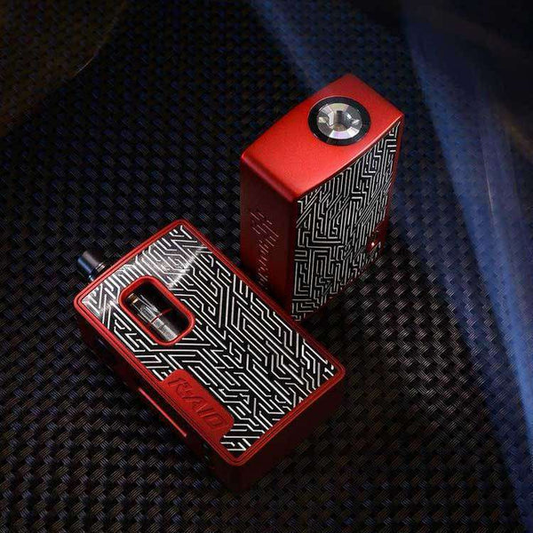 Hotcig RAIO R-AIO TC Box Mod / Kit