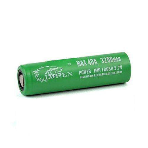 Imren 20700 40A 3200mAh Single Battery
