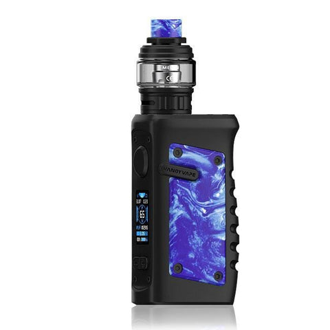 Jackaroo by Vandy Vape TC Kit 100W grey-haze.myshopify.com