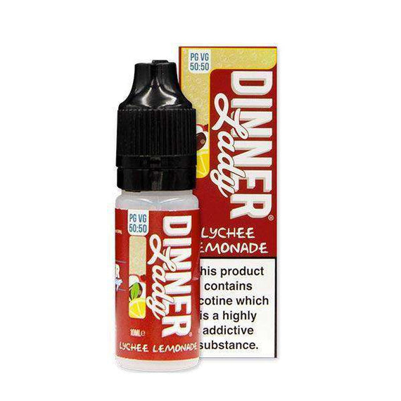 Lychee Lemonade 50/50 E-Liquid by Dinner Lady 10ml