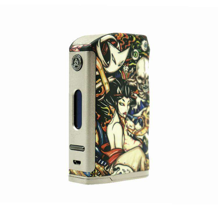 Michael VO200 TC Box Mod 200W by Asvape - Devils Night Edition grey-haze.myshopify.com