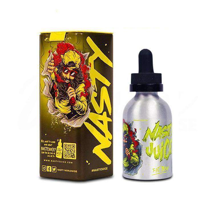 Fat Boy by Nasty Juice -  Short Fill 50ml grey-haze.myshopify.com