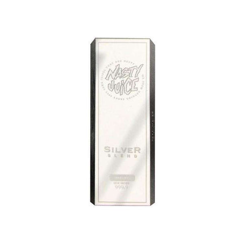 Silver Blend Nasty Juice Tobacco Series grey-haze.myshopify.com