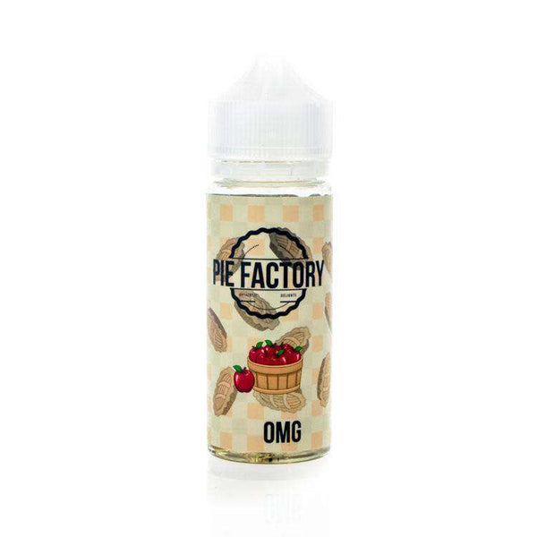 Pie Factory Apple by Tailored Vapors - Short Fill 100ml
