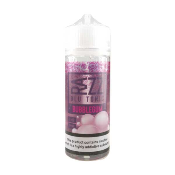 Bubblegum by RAZZ Blu Tonic Short Fill 100ml