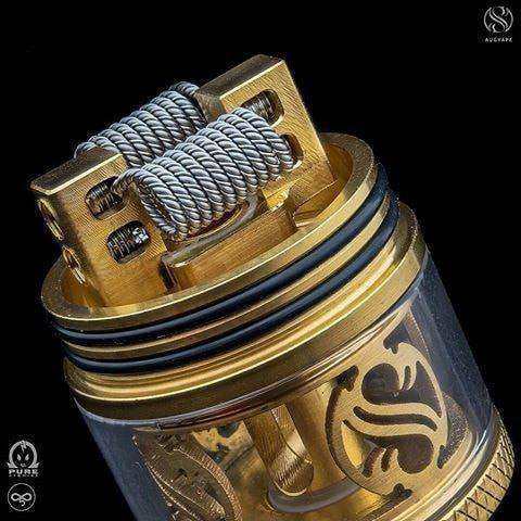 Merlin RDTA by Augvape