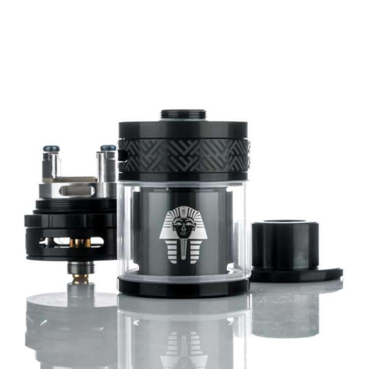 Pharaoh RTA by Digiflavor & RipTrippers grey-haze.myshopify.com